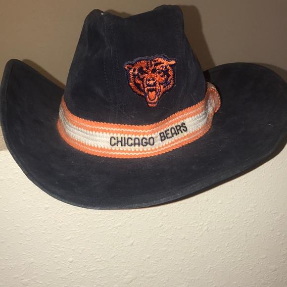 b049335d620d2 Accessories - Chicago Bears cowboy hat